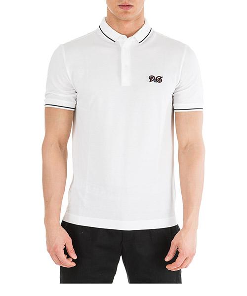 Polo shirts Dolce&Gabbana G8HU6ZG7SCXW0800 bianco