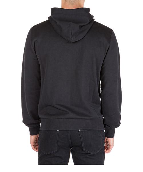 Men's hoodie sweatshirt sweat logo dg secondary image