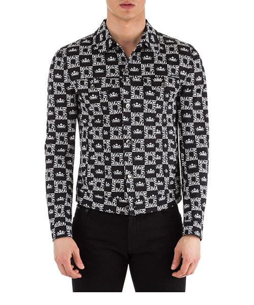 Верхняя одежда блузон Dolce&Gabbana G9OH7TFSFIGHNY47 nero