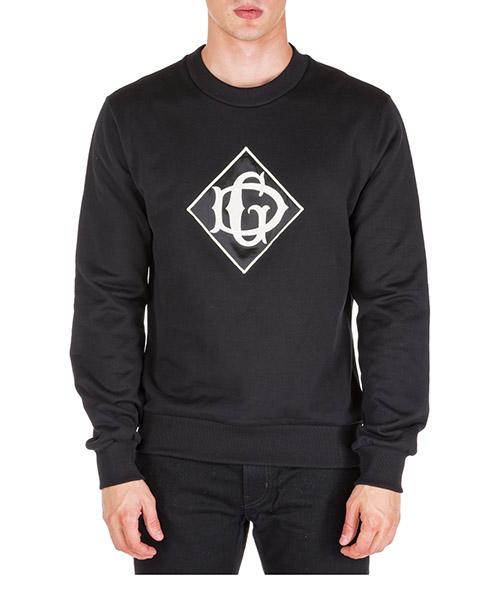 Sweatshirt Dolce&Gabbana G9OW6ZG7TWGN0000 nero