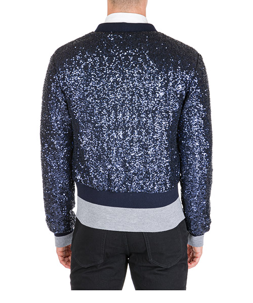 Men's jumper sweater cardigan secondary image