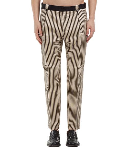 Trousers Dolce&Gabbana GW81ATFBMEXS8052 nero