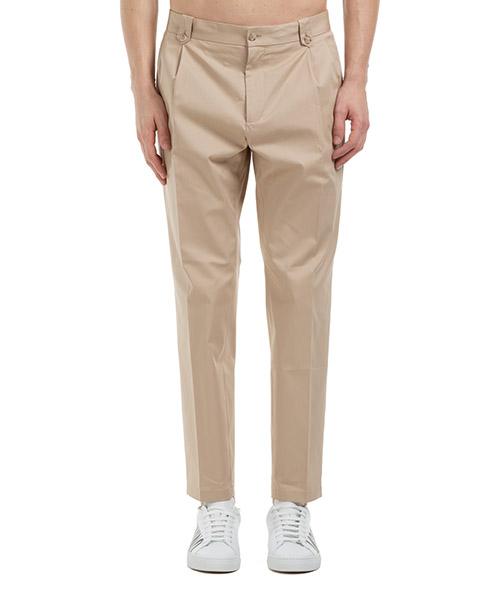 Trousers Dolce&Gabbana GW81ATFUFJ4M0131 beige
