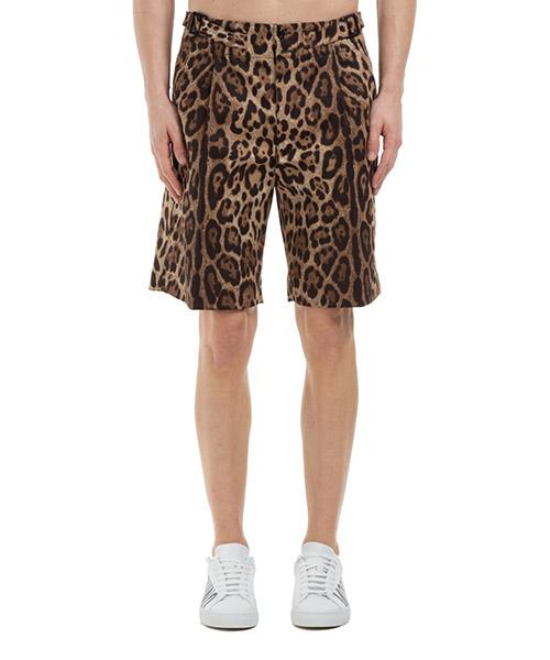 Shorts Dolce&Gabbana GW8UHTFSFAGHY13M marrone