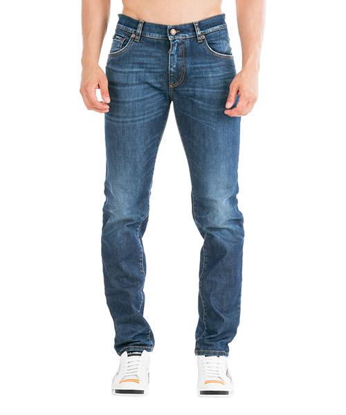 Jeans Dolce&Gabbana GY07CDG8BF6S9001 blu