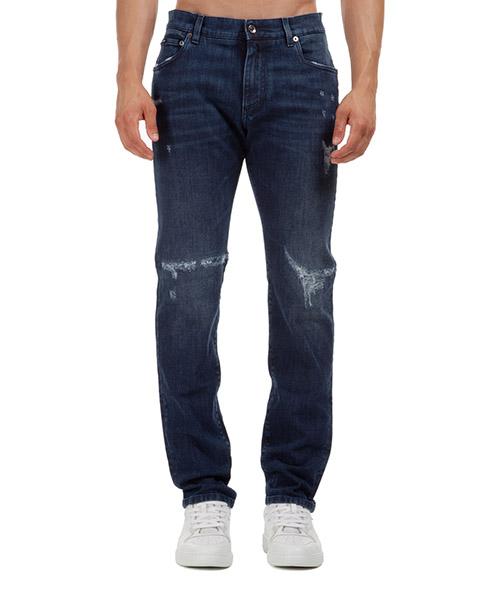 Jeans Dolce&Gabbana GY07CDG8CR5S9001 blu