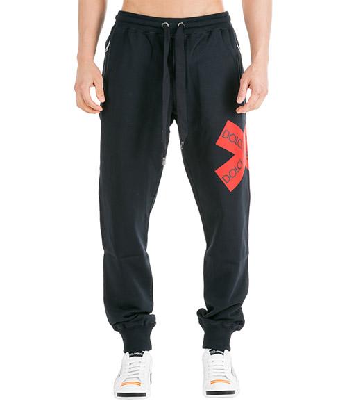 Pantalone Dolce&Gabbana GY1KATG7QTSB0665 nero