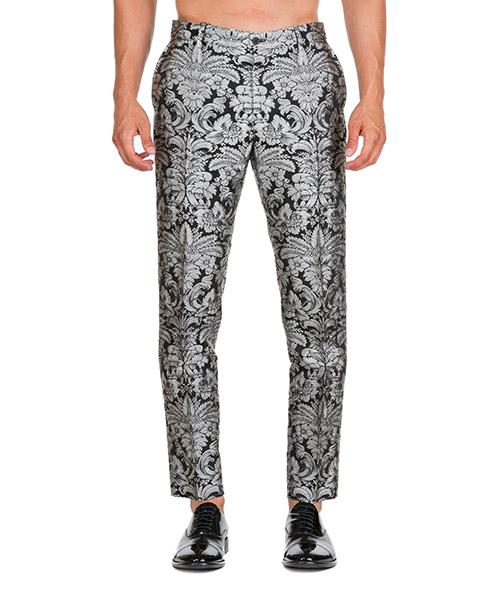 Pantalon Dolce&Gabbana GY6FETFJRDQS8350 grigio