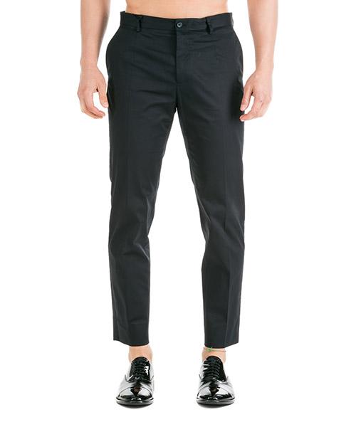 Trousers Dolce&Gabbana GY6FETFUFISB0665 nero