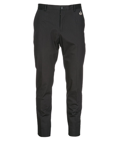 Trousers Dolce&Gabbana GY6FEZGEC82N0000 nero