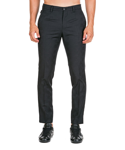 Pantalone Dolce&Gabbana gy6ietfj2bon0000 nero