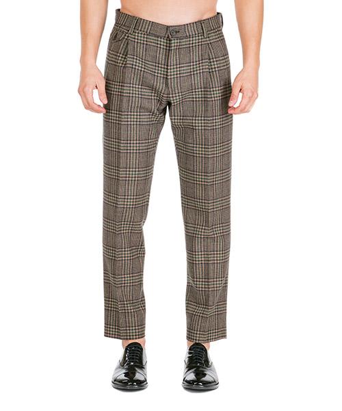 Pantalone Dolce&Gabbana gy6uetfqmhos8100 grigio