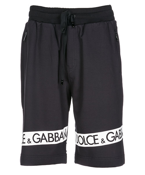 Шорты Dolce&Gabbana GY9HATFH72RHNT37 nero