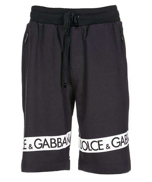 Bermuda Dolce&Gabbana GY9HATFH72RHNT37 nero