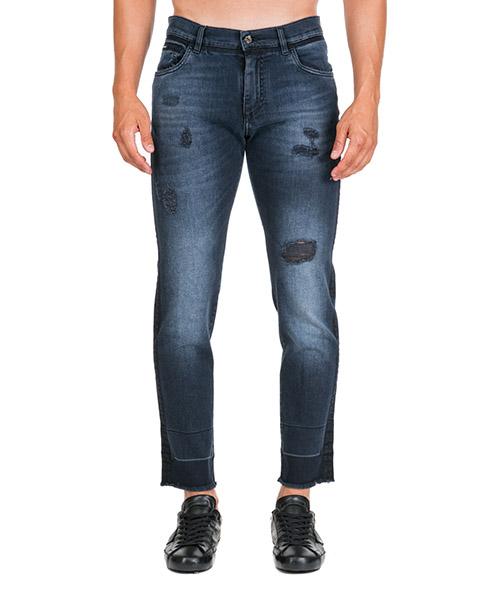 Jeans Dolce&Gabbana GYC4CDG8BD0S9001 blu