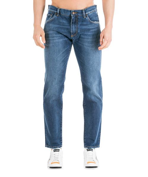 Jeans Dolce&Gabbana GYC4LZG8AY5S9001 blu