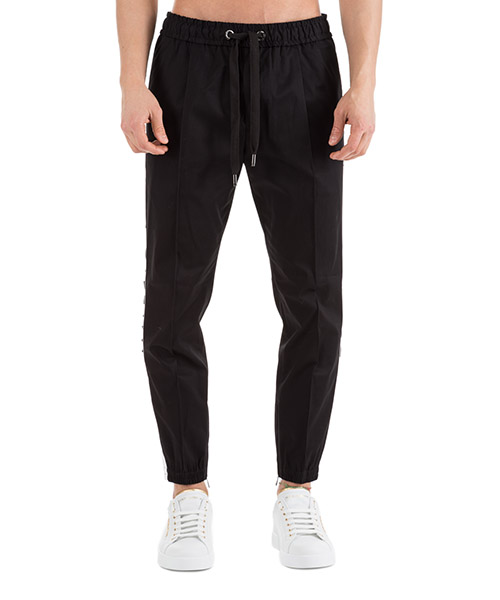 Sport trousers  Dolce&Gabbana GYHCATGEG33N0000 nero