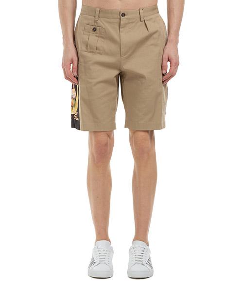 Shorts Dolce&Gabbana cargo GYHDATFUFGAM0868 beige