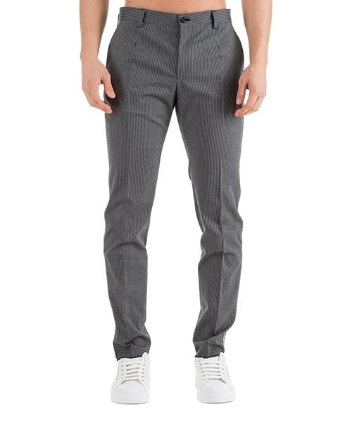 Pantalones Dolce&Gabbana GYIJETFRCBQS8051 nero
