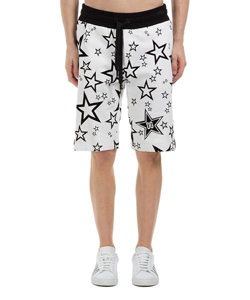 Shorts Dolce&Gabbana GYMNAZG7TQLHA35C bianco