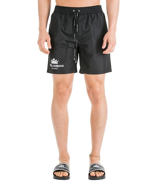 Swimming trunks Dolce&Gabbana M4A24TFUSFWN0000 nero
