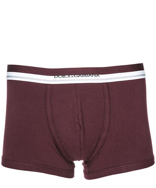 Boxer-Shorts Dolce&Gabbana N4A34JFUGHHM5039 brown - dark violet