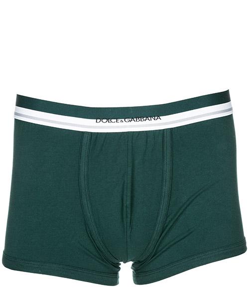 Boxer shorts Dolce&Gabbana N4A34JFUGHHV0456 dark green