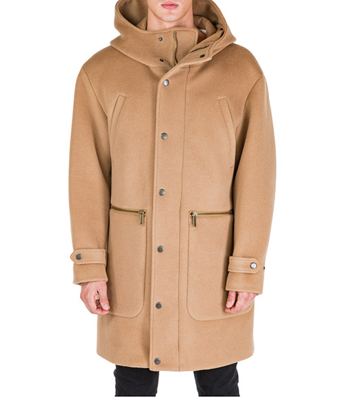 Cappotto Dsquared2 s71aa0330s43260115 beige