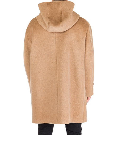 шерстяное пальто мужское secondary image