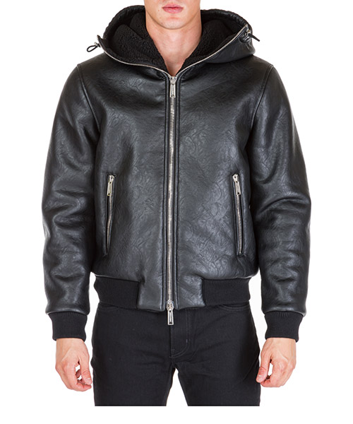 Jacket Dsquared2 s71an0095s52063900 nero