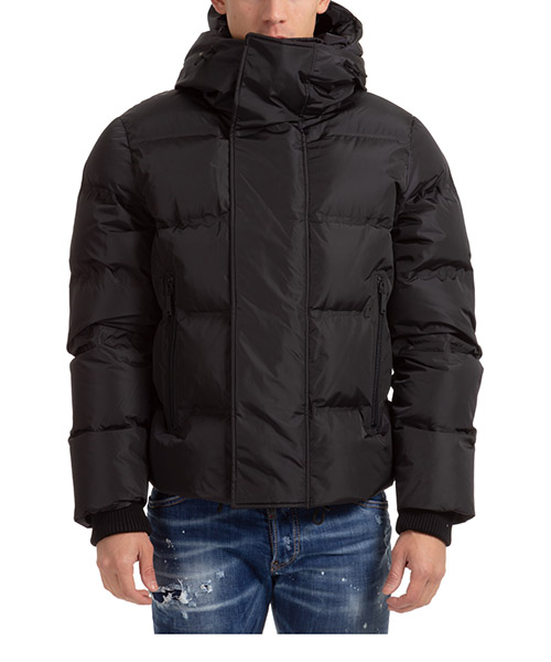 Down jacket Dsquared2 S71AN0218S53352900 nero