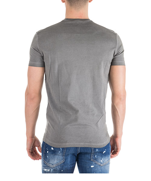 Men's short sleeve t-shirt crew neckline jumper rider secondary image