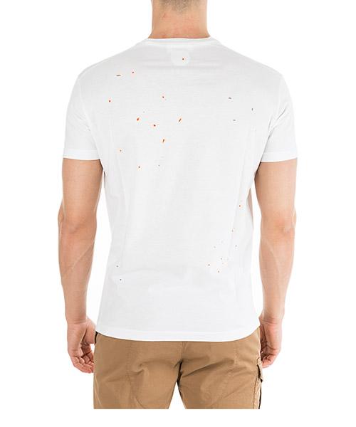 T-shirt manches courtes ras du cou homme gazzette secondary image