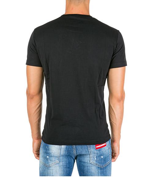 Camiseta de manga corta cuello redondo hombre skull brothers secondary image