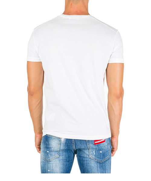 Herren t-shirt kurzarm kurzarmshirt runder kragen psychedelic bros secondary image