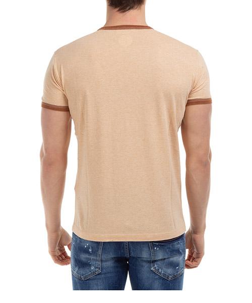 Men's short sleeve t-shirt crew neckline jumper retro vibe secondary image