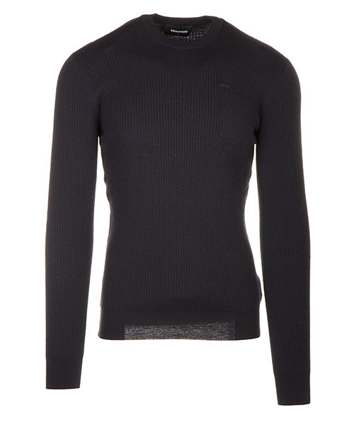 Pullover Dsquared2 S71HA0606 nero