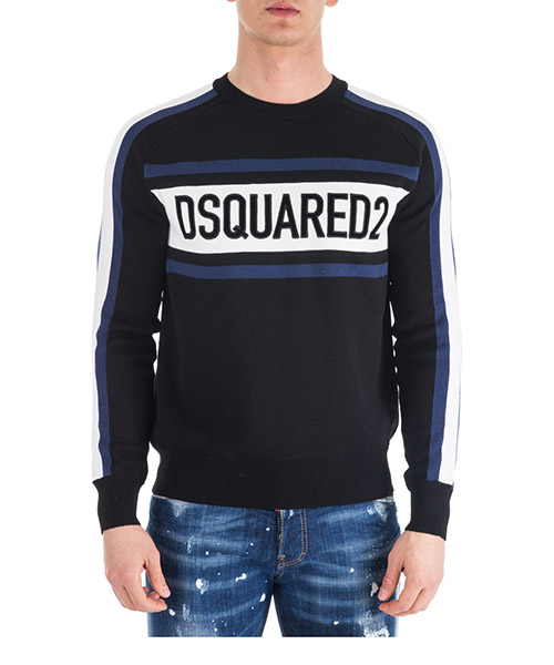 Jumper Dsquared2 Sky S71HA0855S16466961 nero
