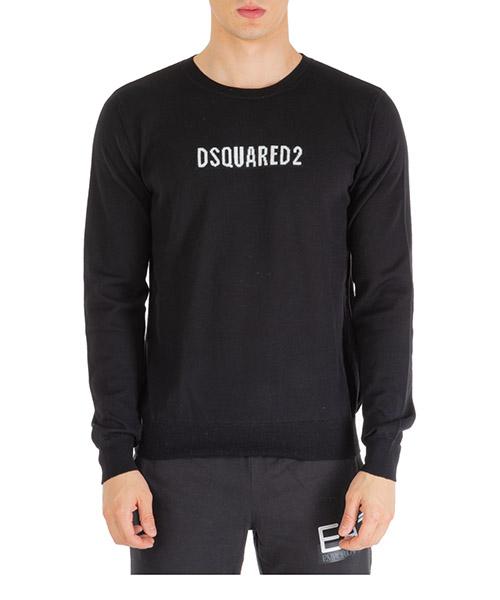 Sweater Dsquared2 S71HA0916S16813965 nero