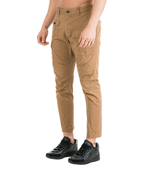 Men's trousers pants cargo secondary image