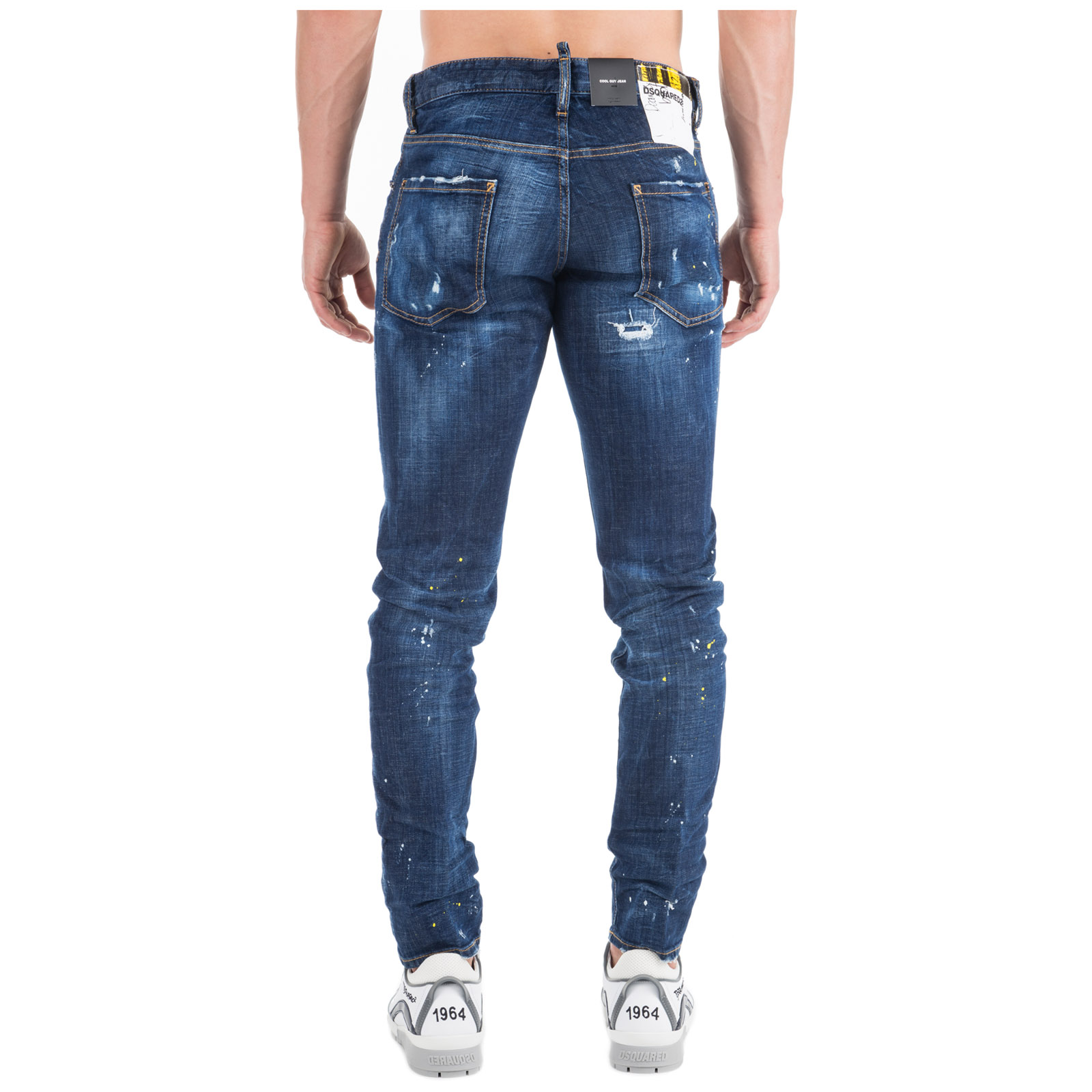 Jeans Dsquared2 Cool Guy S71LB0581S30342470 blu  bad48411ee0d