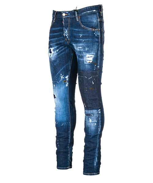 Jeans uomo skater secondary image