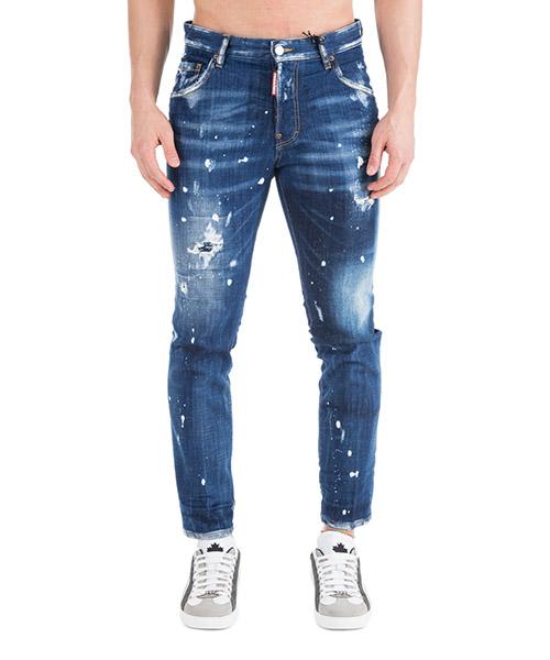 Jeans Dsquared2 Skater S71LB0590S30342470 blu