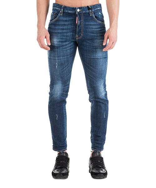 Jeans Dsquared2 Skater S71LB0602S30342470 blu