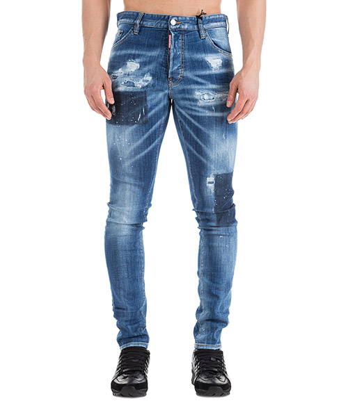Jeans Dsquared2 Cool Guy S71LB0604S30342470 blu