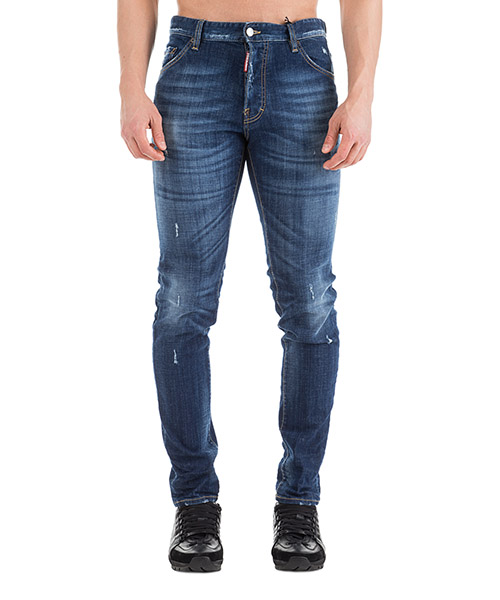 Jeans Dsquared2 Cool Guy S71LB0605S30342470 blu