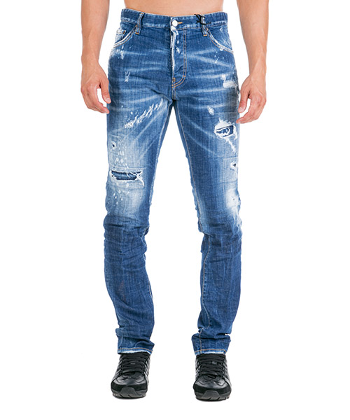 Jeans Dsquared2 Cool Guy S71LB0632S30342470 blu