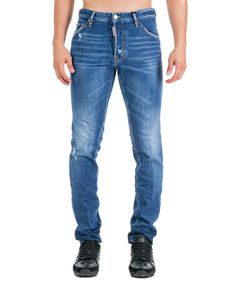 Jeans Dsquared2 cool guy s71lb0641s30663470 blu