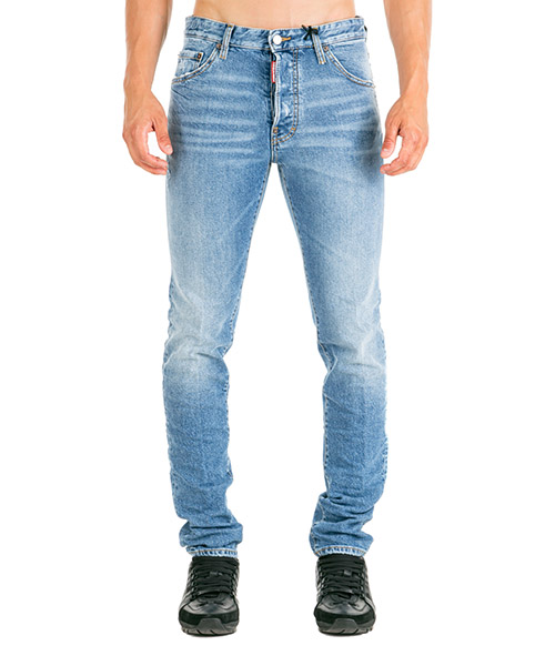 Jeans Dsquared2 cool guy s71lb0644s30667470 blu