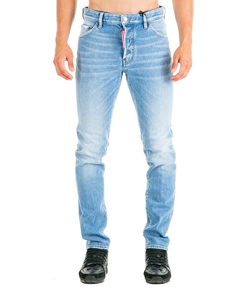Jeans Dsquared2 cool guy s71lb0646s30662470 blu